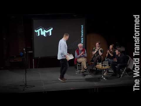 """Tribune: The Relaunch"" at #TWT2018"