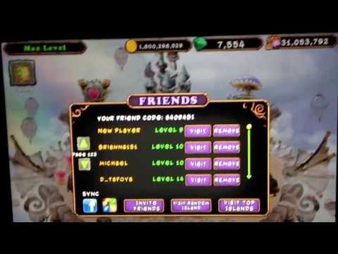 My Singing Monsters Friends are back Thanks BBB!! 64094bi Diane Delsig