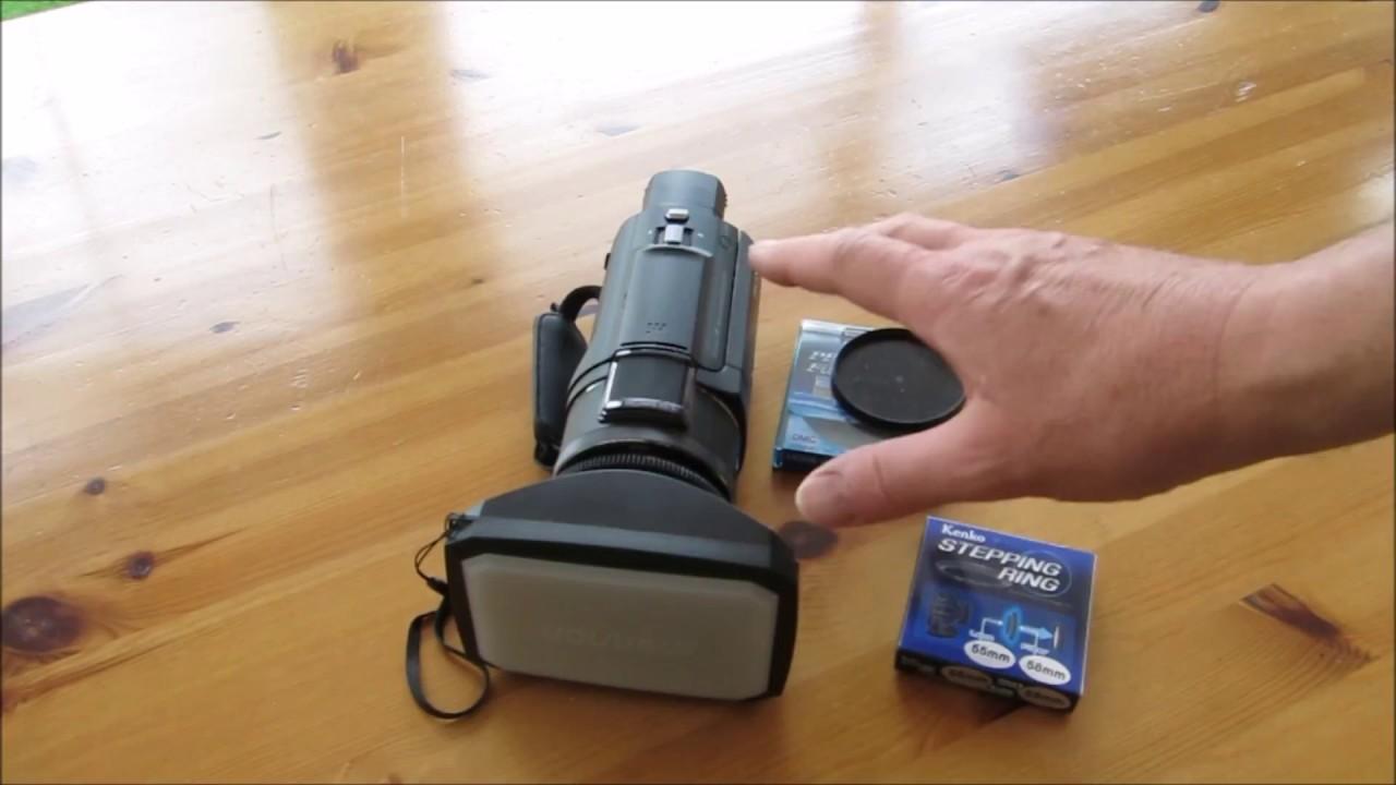 Sony DCR-SX21E Camcorder User's Manual Guide