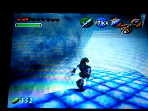 Ocarina Of Time How To Unfreeze King Zora