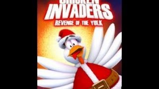 Chicken Invaders 3 - Christmas Edition Part 1