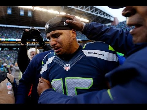 Jermaine Kearse and Doug Baldwin's Emotional Reaction After The GBvsSEA Game!!!
