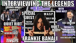Frankie Banali  w/ Heavy Metal Giants 'Quiet Riot'