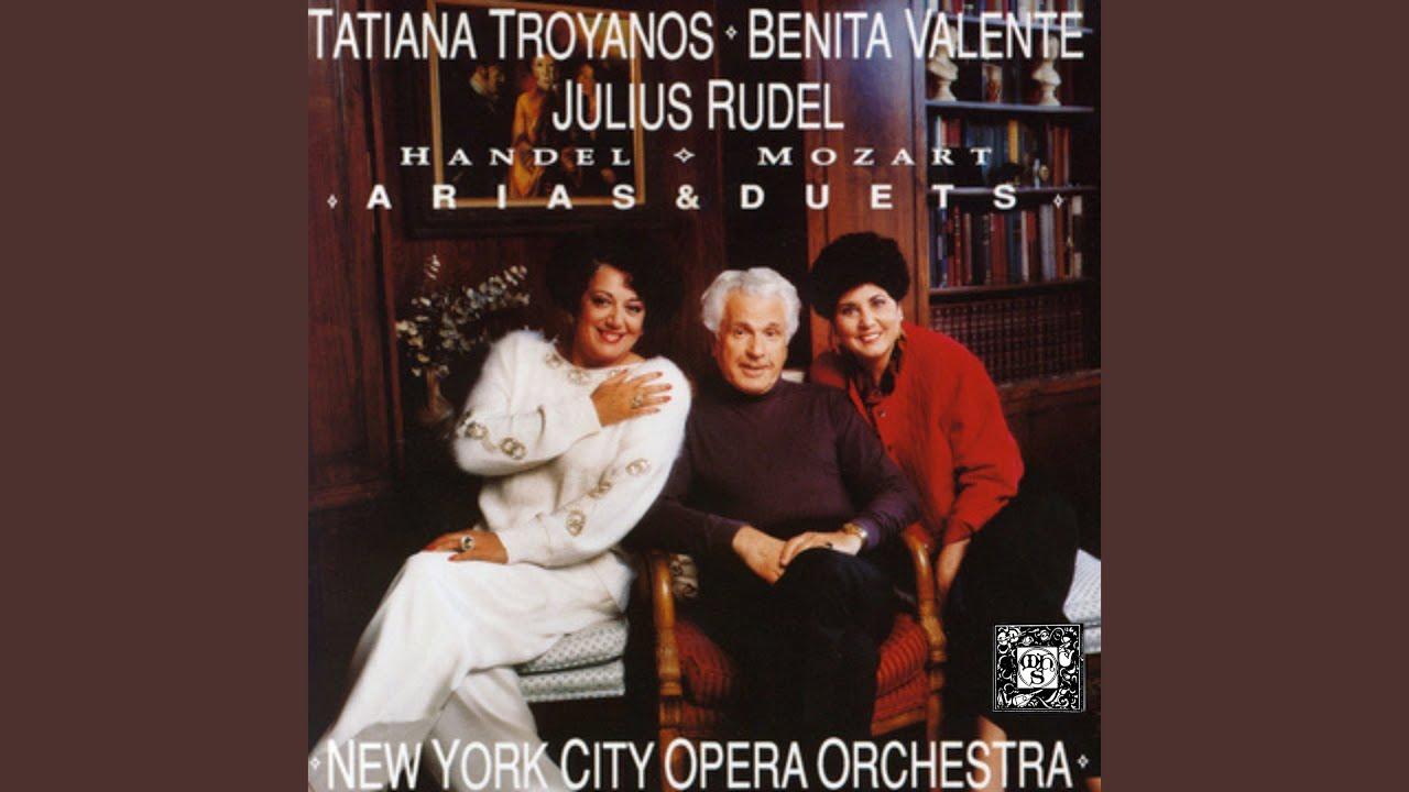 Handel Recitative And Aria Piangero La Sorte Mia Youtube