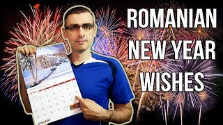 5 NEW YEAR EXPRESSIONS | Learn Romanian Vlog #16