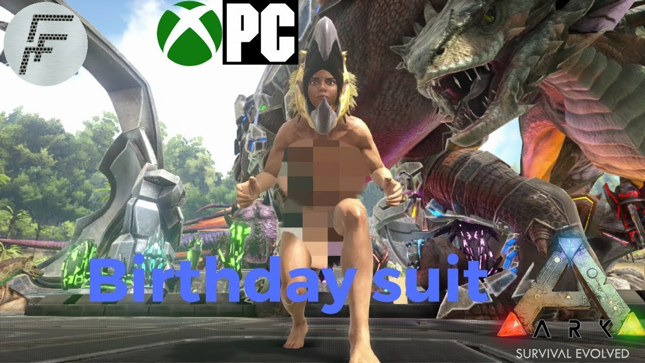 ARK: Survival Evolved How to Spawn the Birthday Suit