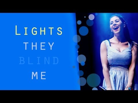 Electra Heart - Marina & The Diamonds (Lyric Video)
