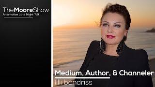 Lilli Bendriss -  Norwegian  Celebrity Medium & Channeler, AMAZING INFORMATION