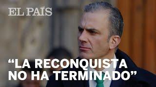 """Javier ORTEGA SMITH (VOX): """"La RECONQUISTA no ha terminado"""""""