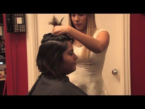 Gabbi AZ (pt 2): Fresh Start Head Shave (YT Original) from YouTube · Duration:  11 minutes 36 seconds