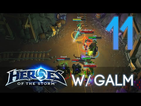 [11] Heroes of the Storm Beta w/ GaLm [1080p 60FPS]
