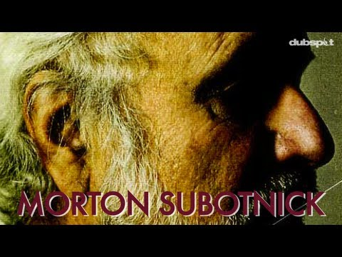 Electronic Music Pioneer Morton Subotnick - Dubspot 'Wireless' Interview! Talks Music Technology