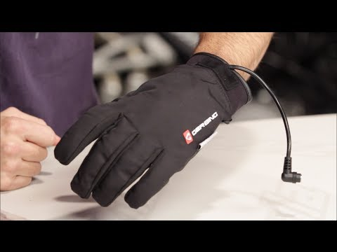 Gerbing Coreheat12 Heated Glove Liner Review at RevZilla.com