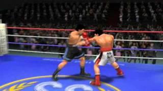 hajime no ippo [sawamura vs ippo] boxer
