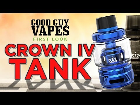 Good Guy First Looks: Uwell Crown IV!!!