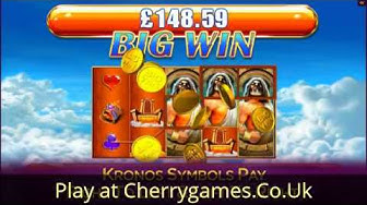 Kronos Video Slot - Play WMS Free online Casino Games