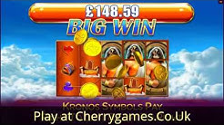 Kronos Video Slot - Play WMS Free online Casino Games