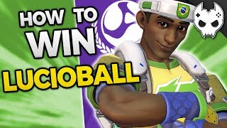 Overwatch - LUCIOBALL GUIDE - How to win more games!