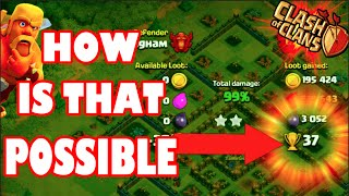 "Clash of Clans - WTF IS THIS! ""99% ATTACK FAIL"" INSANE TROPHY LOSSES + GAINS! Why is This Possible?"