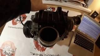 Технические характеристики нагнетателя SС14 от Toyota Mark2 GX81 1g-gze