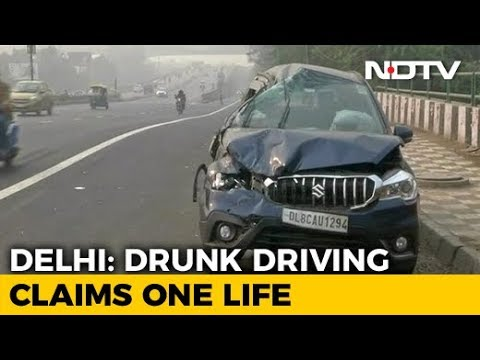 Woman Killed, Daughter Injured After SUV Rams Car On Delhi Flyover