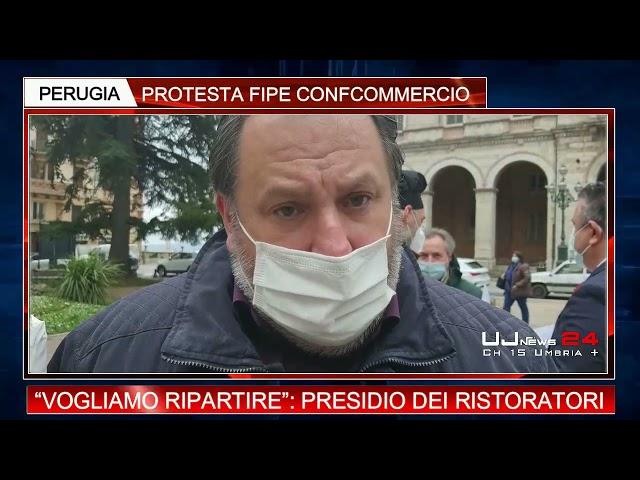Tg Umbria+Teleterni del 13 aprile 2020