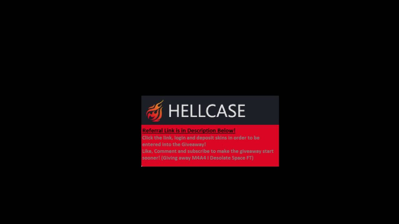 Hellcase Promotion Code