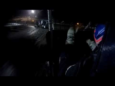 Jarrett Kramer in car cls @santa maria speedway