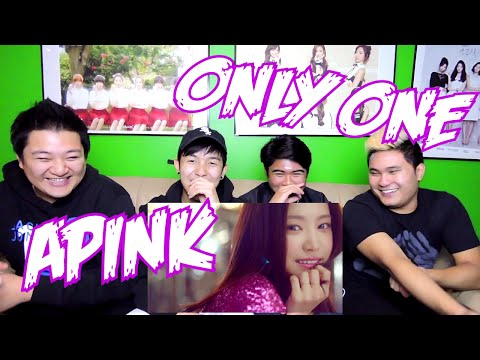 Apink (에이핑크) - ONLY ONE MV REACTION (FUNNY FANBOYS)
