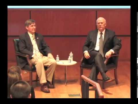 GM CEO Dan Akerson @ Notre Dame Business School