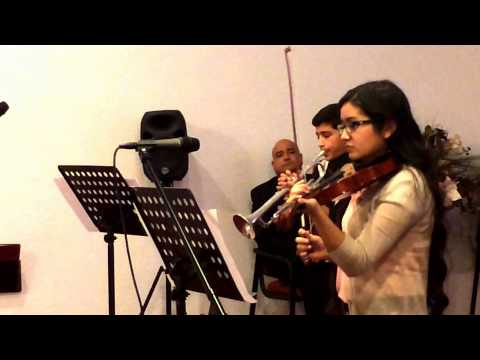 What child is this? ~ Instrumental . Bro. Esteban Rubio & Sis. Carmelita Leal