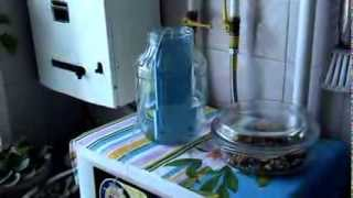 Очистка водопроводной воды