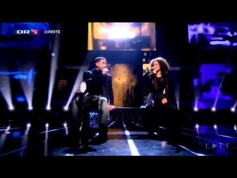 Anthony Jasmin - Brother Where Are You @ X Factor DK 2014 Liveshow 1