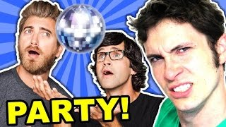 rhett and link party amazing facts 1