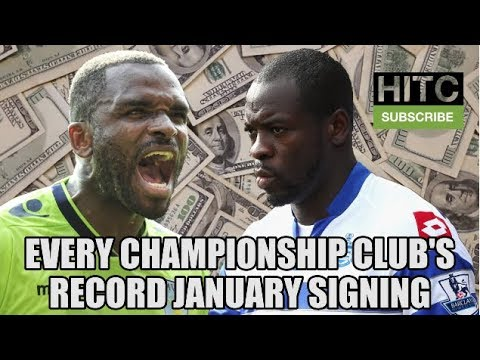 Every Championship Club's Most Expensive January Signing