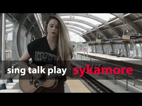 SING TALK PLAY - Calgary Sessions: Sykamore at Sunalta C-Train