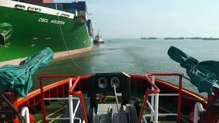 Tug operation   PT PELINDO 3 (Persero)   PT PMS