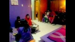 Akasher oi miti miti taraar shathe koibo kotha/ nai ba tumi ele- Singer: Syeda Shaukat Ara Rumi