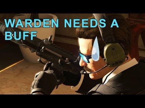 Warden needs a buff! | \'Lil Think | Gregor