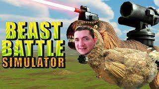 Las Batallas mas Épicas!! | Beast Battle Simulator |