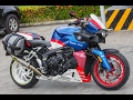 ep.36 ????? ??????????? BMW K1200R 4??? ??????? ??????????????