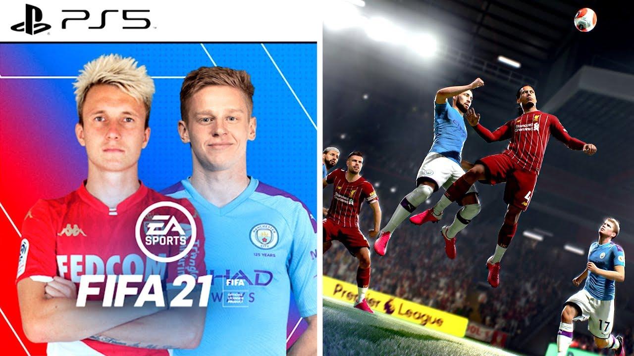 FIFA 21 НОВОСТИ: Дата выхода, цена, обложка, системные требования. ОФИЦИАЛЬНО