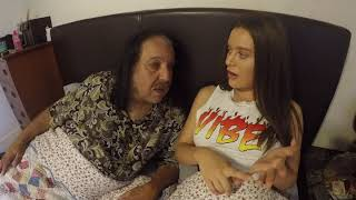 Conversations with Ron Jeremy - Episode 1- featuring Lana Rhoades