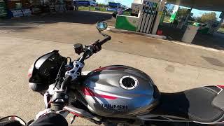2020 Triumph Street Triple RS Test Ride