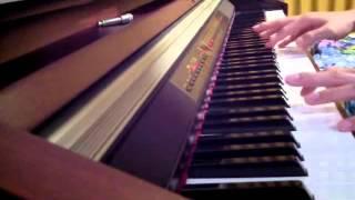 練習した^^ 歌に合わせて弾いてみた♪ いい曲~↑ あいかわらずいっぱいい...