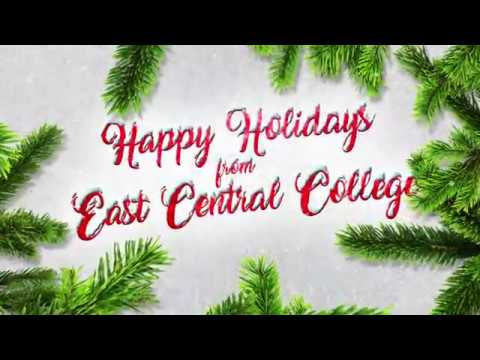 "The East Central College choir performs ""Glow"" by Eric Whitacre"