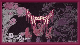 REAPER - The Atonality of Flesh (2021) Iron Bonehead Productions - full album