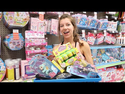 Toy Hunt #83! Shopkins Cutie Cars, Fingerlings, Cabbage Patch Kids Little Sprouts, Grossery Gang