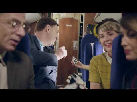 KLM Royal Dutch Airlines: Delft Blue House #100