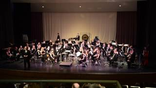 Ryle High School 2017 Wind Symphony Video 1 of 4 May 2